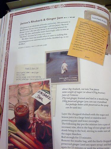 James Rhubarb Jam Recipe for Leon