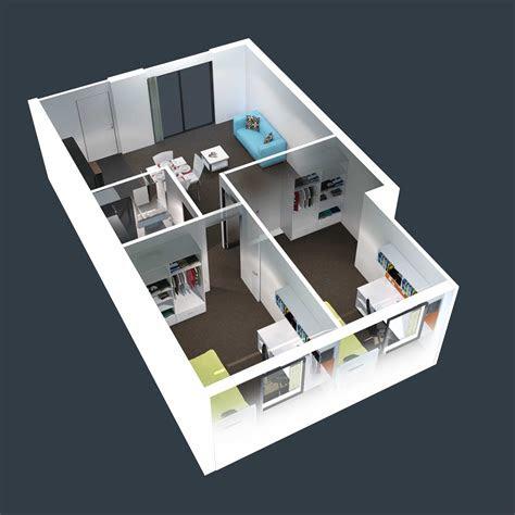 bedroom house layout design plans  interior