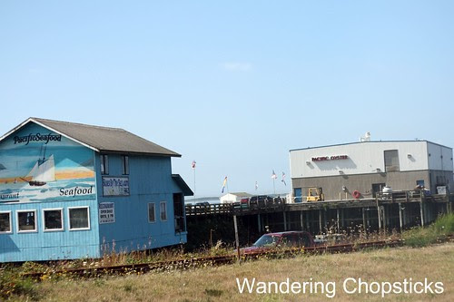 8 Dismantling Camp and Leaving Rockaway Beach - Oregon 9