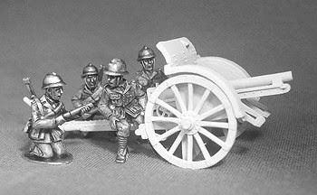 CVT Italian Cannone da 75/27
