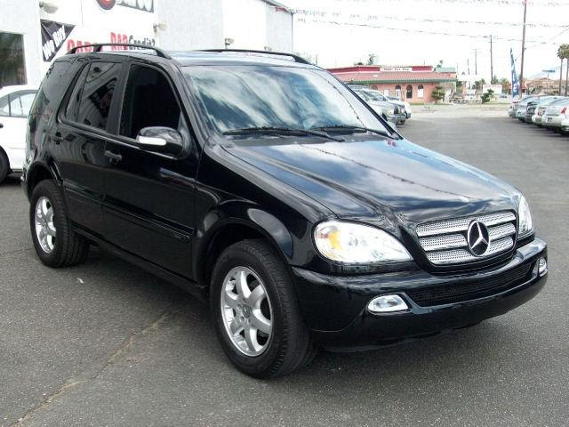 2003 Mercedes-Benz M-Class ML350 for Sale in Banning ...