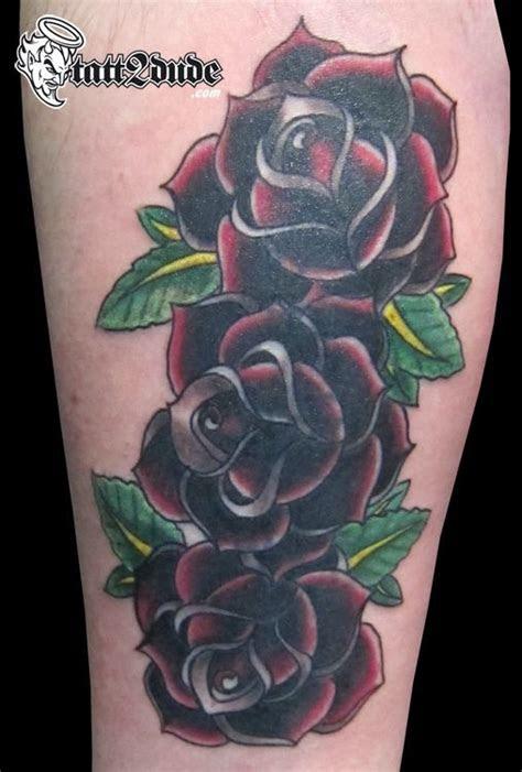 black rose cover tattoos images pinterest