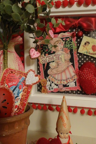 valentine snippets....
