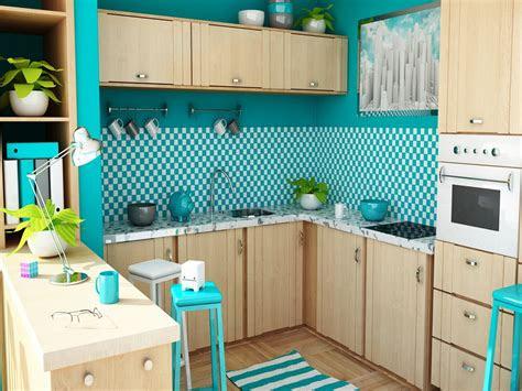 wallpaper dinding dapur desainrumahidcom