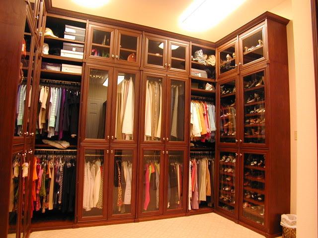 Custom Closet Ideas