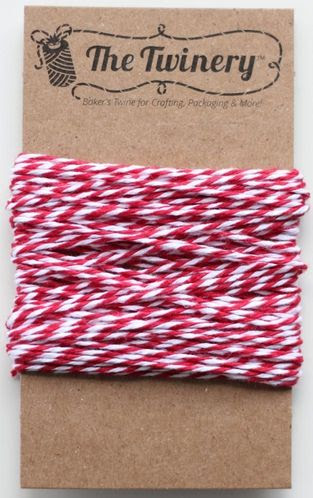 The Twinery™ Maraschino Baker's Twine Packaged picture