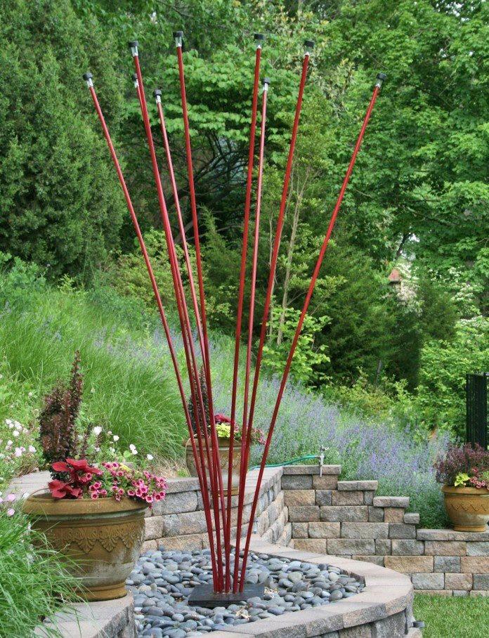Art Garden Sculptures: A Gallery in Your Backyard