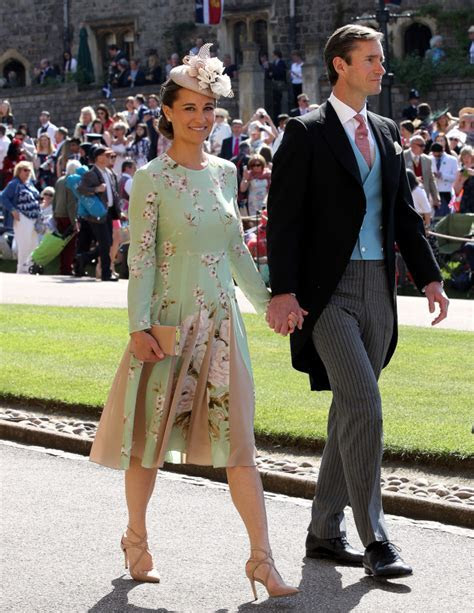The Best Dressed Guests at The Royal Wedding   Fashionisers