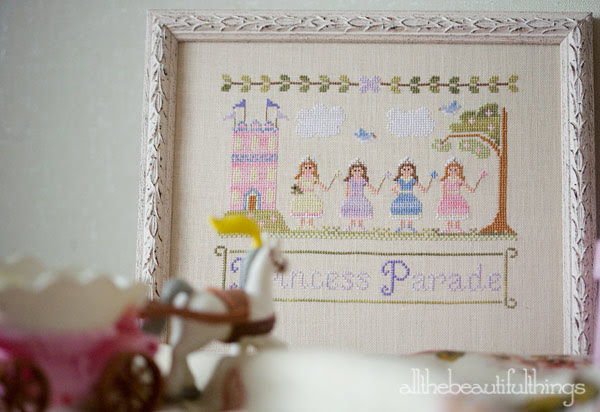 Princess Parade (Country Cottage Kids by CCN)