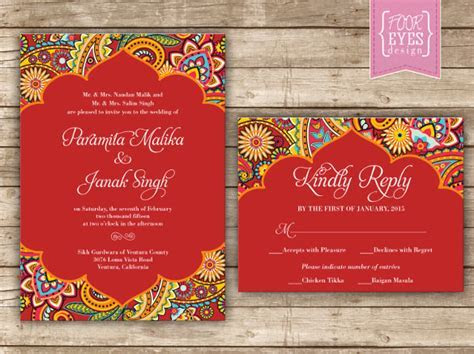 35  Traditional Wedding Invitations   PSD   Free & Premium