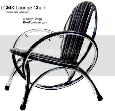 Bicycle Furniture (Chair)
