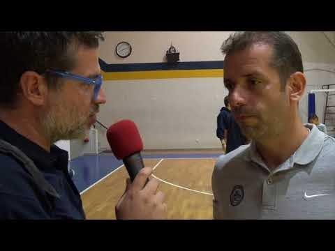 Δείτε τις δηλώσεις Πέρκου και Γκαϊτατζή μετά τον αγώνα Ανατόλια-Φάρσαλα για τη Β΄ Εθνική ανδρών