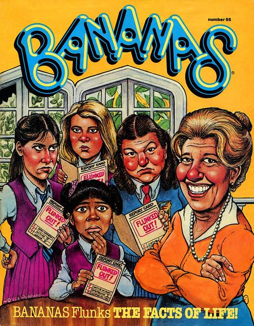 Bananas 1982