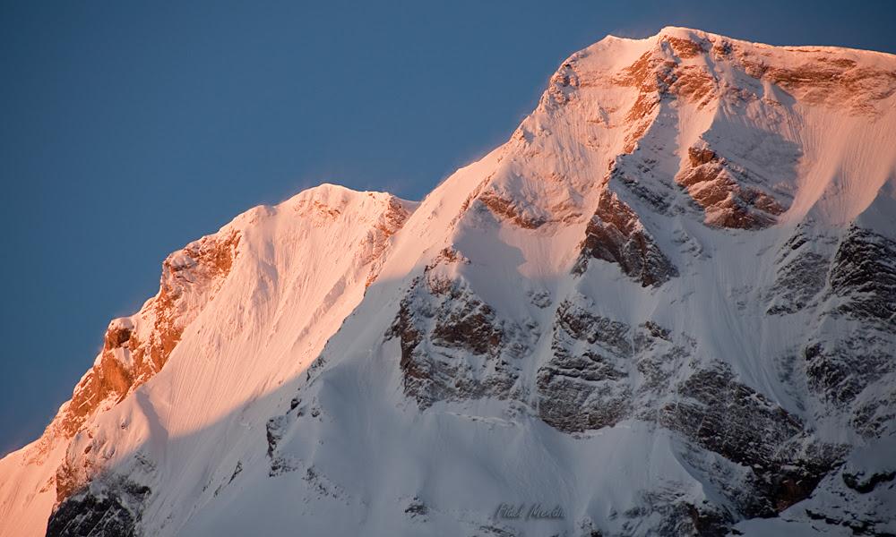 montañas de Gourette