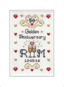 Anniversary Cross Stitch   eBay
