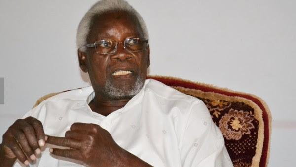 Chakuamba: Hospitalised