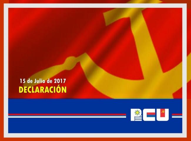 Declaración del PCU ante la grave crisis institucional y política en el Mercosur