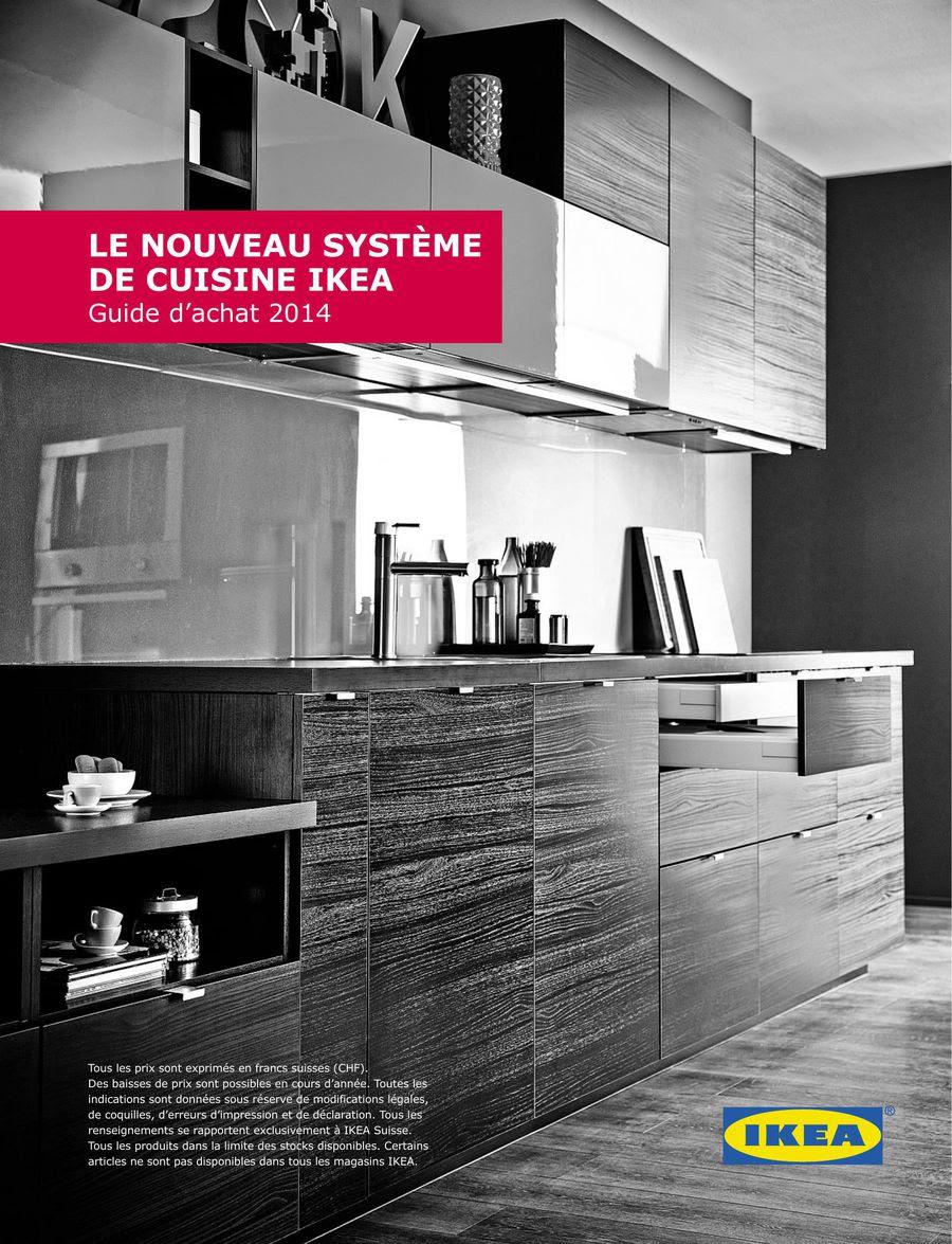Système De Cuisine Ikea Guide Dachat 2014 Französisch Von Ikea