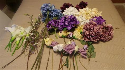 Premium Silk Flowers   Tradesy Weddings