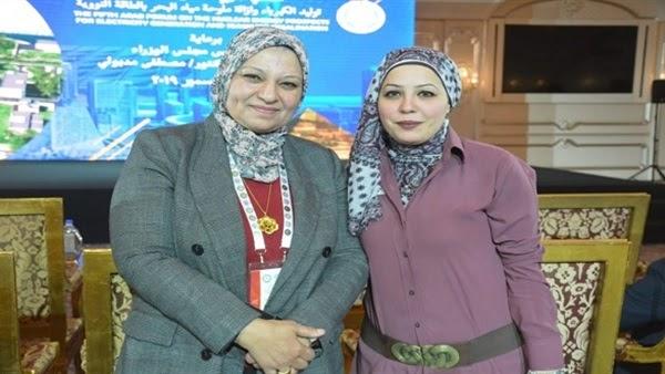 """جمعية """"المهندسين الكويتية"""" تكرم المهندسه صباح مشالي ضمن أفضل ٥ سيدات بالوطن العربى"""