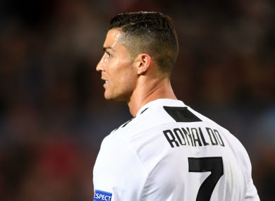 Cristiano Ronaldo New Haircut The Best Drop Fade Hairstyles