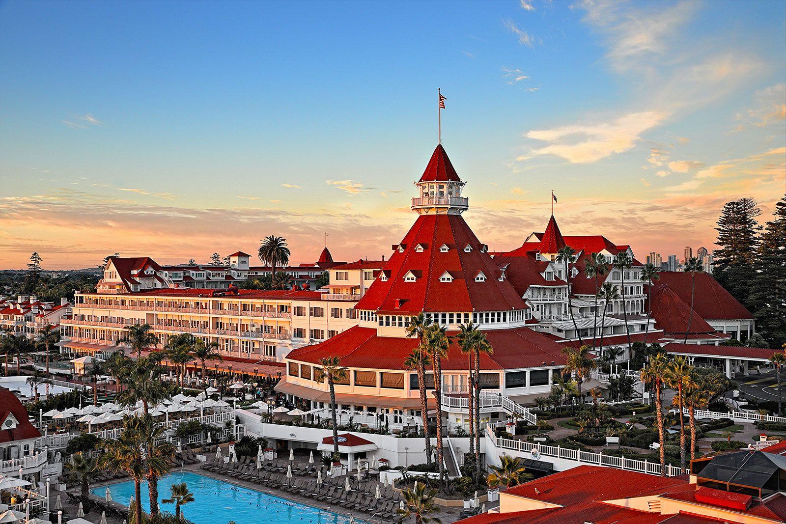 Iconic Hotel del Coronado Sold in MultiBillion Dollar Deal