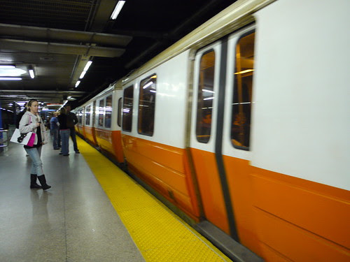 Back Bay Orange Line
