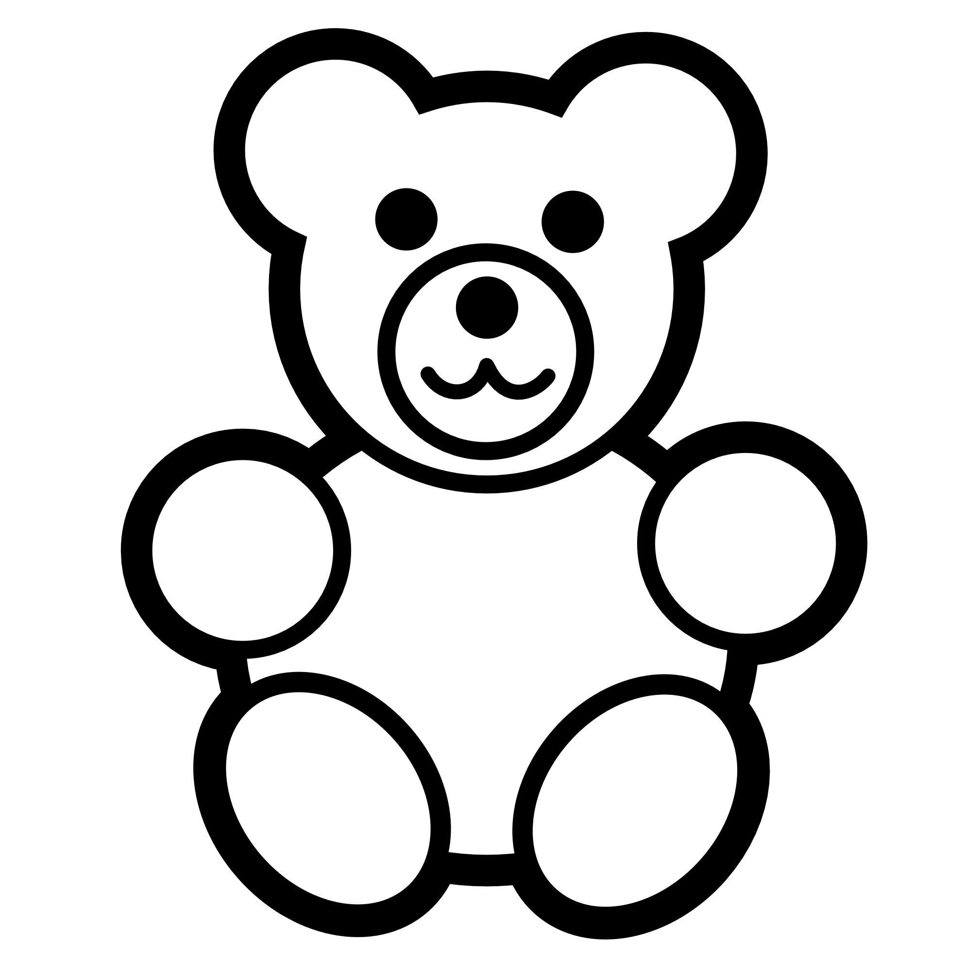 Free Gummy Bear Coloring Pages Download Free Clip Art Free Clip