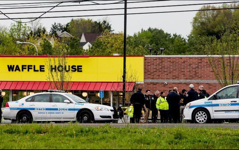 Resultado de imagen para Ascienden a cuatro las víctimas mortales del tiroteo en Tennessee