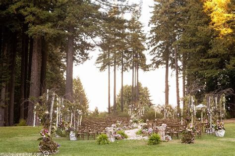 Mountain Wedding // Woodside // The Mountain Terrace