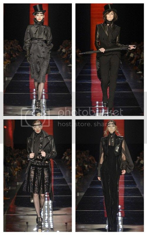 Jean Paul Gaultier Haute Couture Fall 2012 Collection