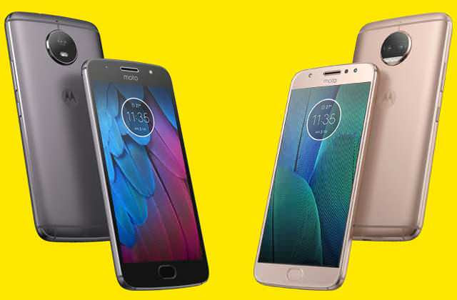 Moto G5S, Moto G5S Plus Officially Launched in India, Price Starts at $210
