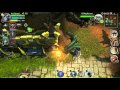 Heroes of Order and Chaos for Windows 8 - Aurora Demon