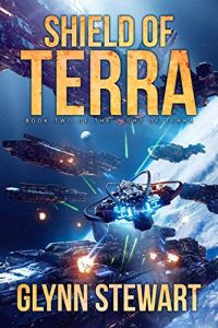 Shield of Terra by Glynn Stewart