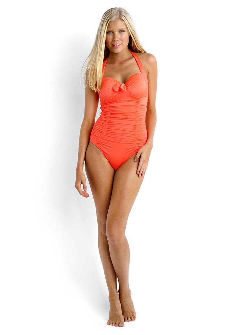 Seafolly Soft Cup Halter Maillot