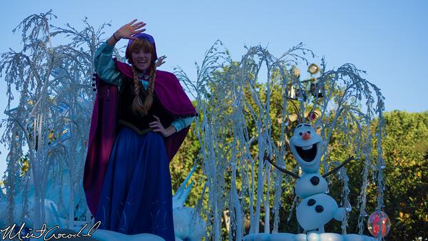 Disneyland Resort, Disneyland, A Christmas Fantasy Parade, Christmas Time, Christmas, 2014