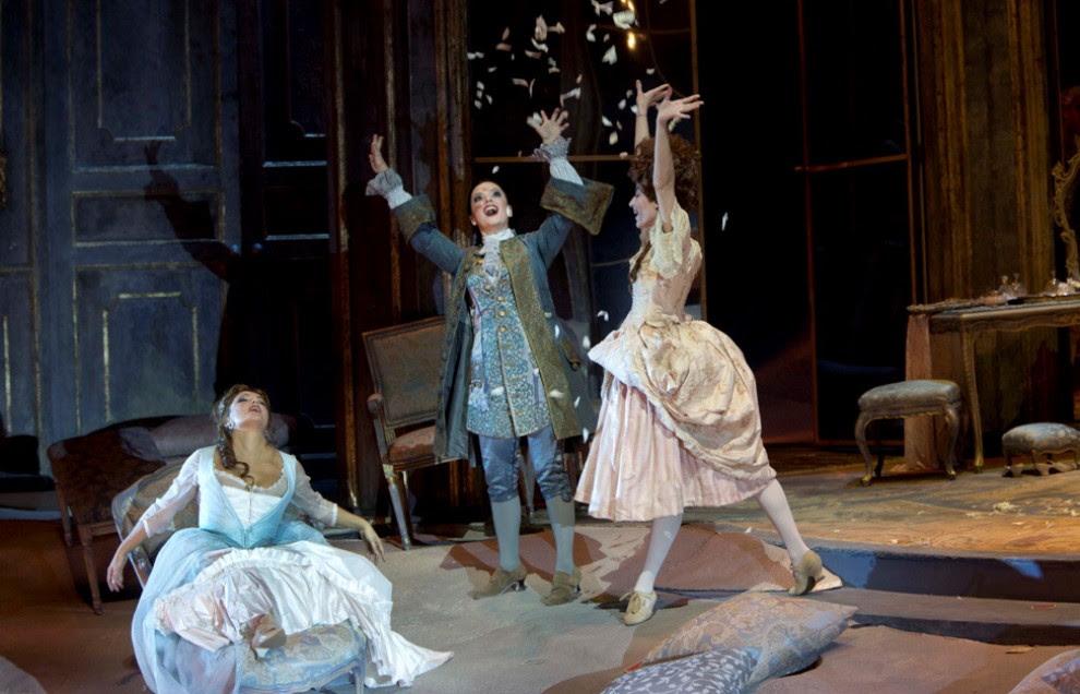 La Manon all'Opera di Roma