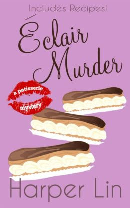 Éclair Murder (A Patisserie Mystery, #2)