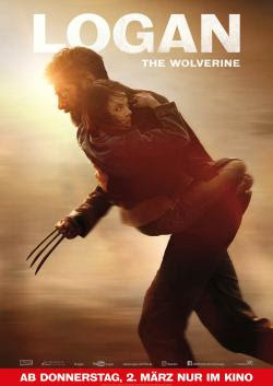 Logan - The Wolverine Filmplakat