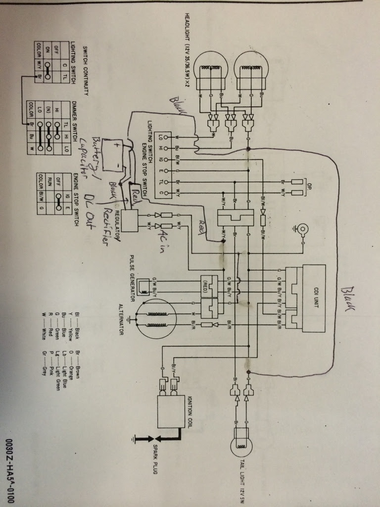 Kawasaki Klt 110 Wiring Diagram Wiring Diagrams Schematics