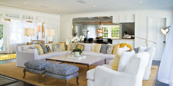 The Hamptons interior design trend | Ferrari Interiors