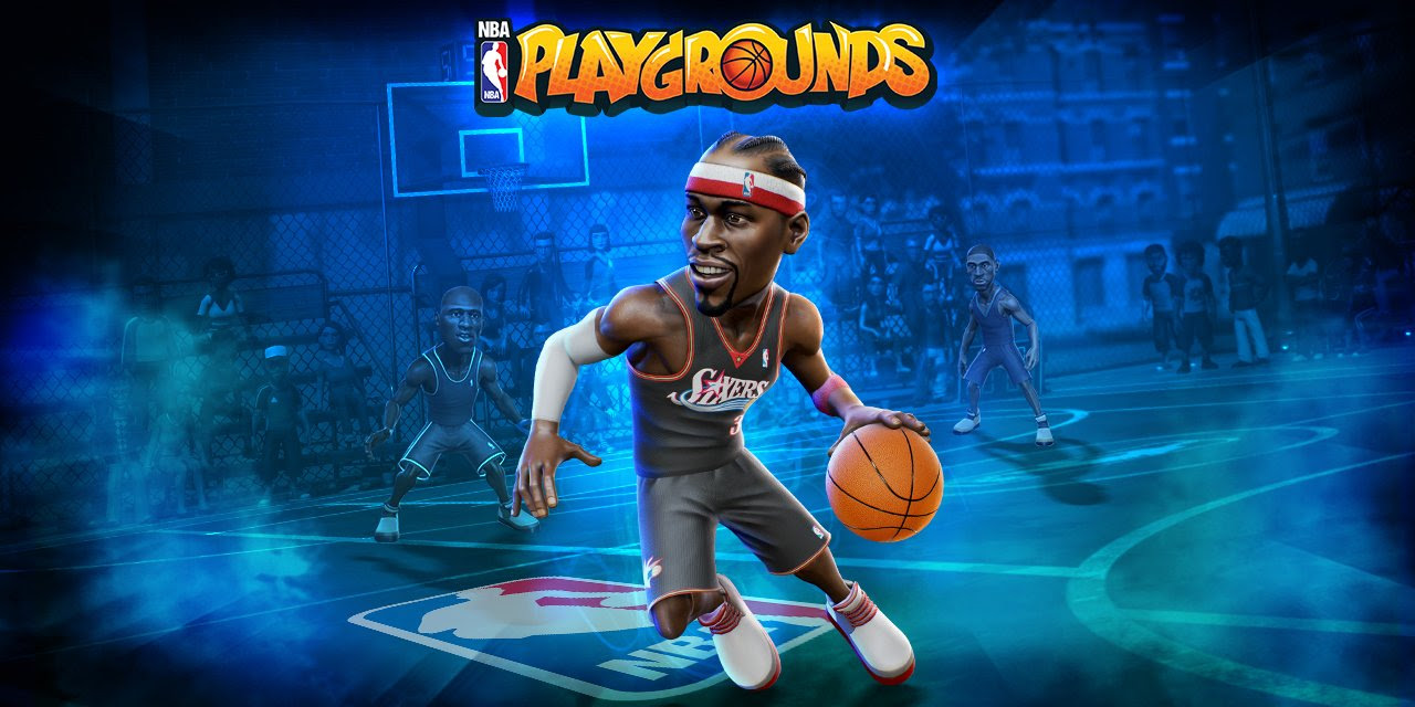 Review: NBA Playgrounds screenshot
