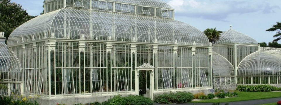 Tropical glasshouses 960x358