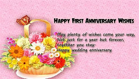 1st wedding anniversary wishes for brother   Wishes4Lover