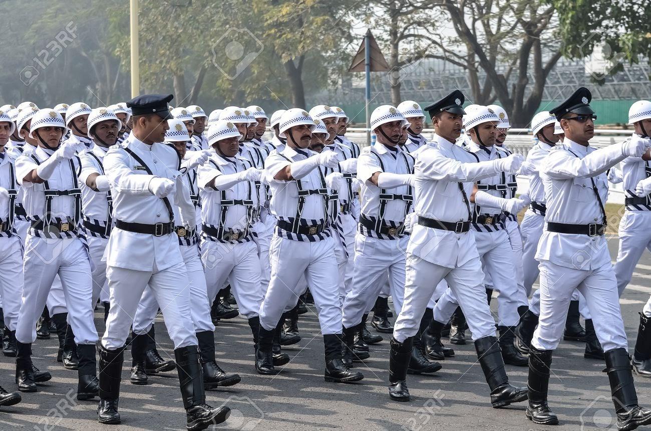 Why Do The Kolkata Policemen Wear White Uniforms?