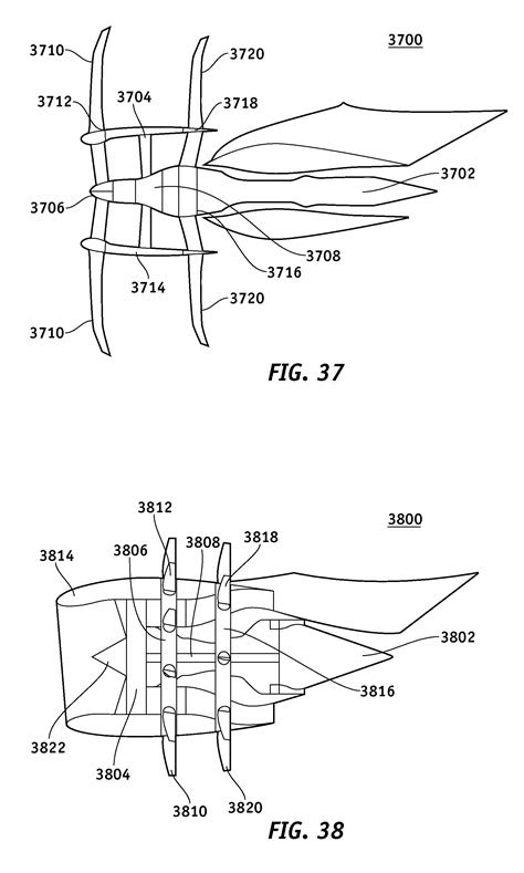 Patent US8689538 - Ultra-efficient propulsor with an