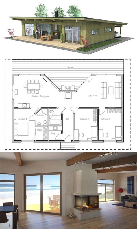 small house plan   bedrooms home decoz