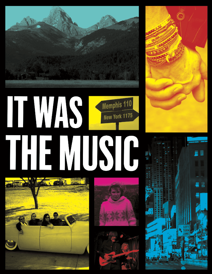 'It Was The Music' Series About Larry Campbell & Teresa Williams ft. Rosanne Cash, Emmylou Harris, Jackson Browne, Lucinda Williams, and More