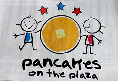 Pancakes on the Plaza 2012