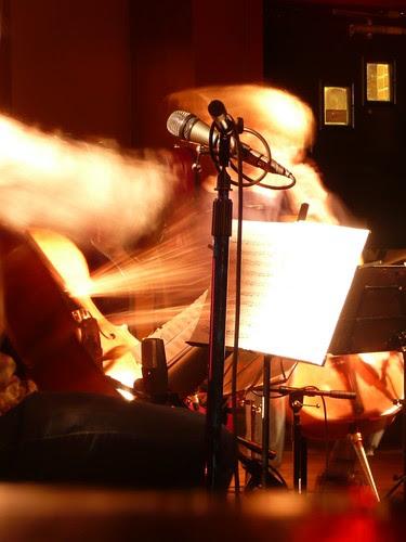 String Quartet Showdown, in action